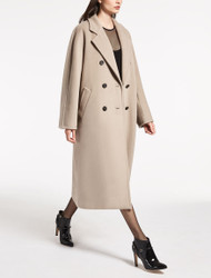 Max Mara Icon Beige Coat