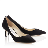 Jimmy Choo Romy Black Pump