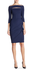 Chiara Boni La Petite Robe BluNotte Kate Dress