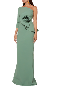 Chiara Boni La Petite Robe Sage Noriko Long Dress