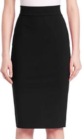 Chiara Boni La Petite Robe Nero Lumi Skirt