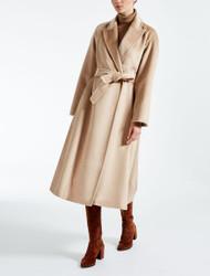Max Mara Rispoli Camel Coat