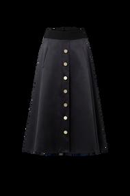 Dorothee Schumacher Glossy Notion Skirt