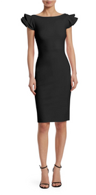 Chiara Boni La Petite Robe Nero Cedric Dress