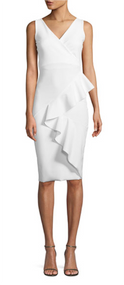 Chiara Boni La Petite Robe Bianco Ceren Dress