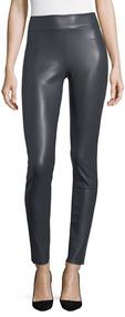 Chiara Boni La Petite Robe Colombe Faux Leather Pants