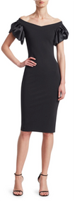Chiara Boni La Petite Robe Nero Eunice Dress