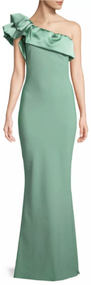 Chiara Boni La Petite Robe Sage Elisse Long Dress