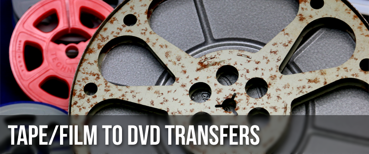 Tape, Video and Film transfer