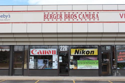 Syosset Camera Store NY
