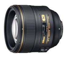 Nikon AF-S Nikkor 85mm F1.4G Lens