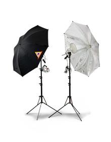 Photoflex First Studio Two Light Portrait Kit