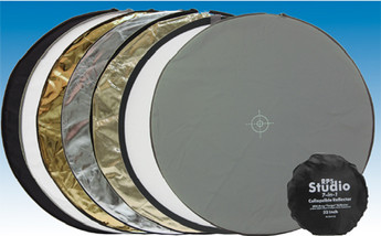 """RPS 42"""" 7-In-1 Folding Reflector"""