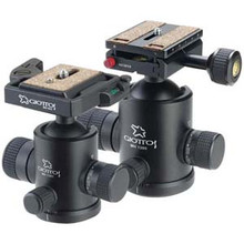 Giottos Mh-1300 Pro Series II Extra Large Socket & Ball Head With Mh-657 Quick Release System