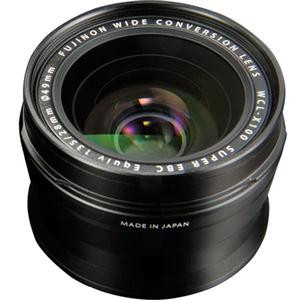 FujiFilm WCL-X100 0.8x Wide Conversion Lens for X100 Digital Camera