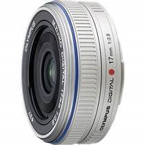 Olympus ED 17mm F2.8 (Silver) For All Micro 4/3 Cameras