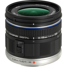 Olympus 9-18mm F4.0-5.6 Lens (Micro 4/3)