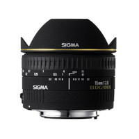 Sigma 15mm F2.8 EX DG Diagonal Fish-Eye