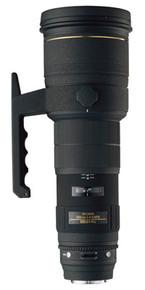 Sigma 500mm F4.5 EX DG APO HSM