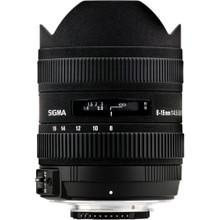 Sigma 8-16mm F4.5-5.6 DC HSM