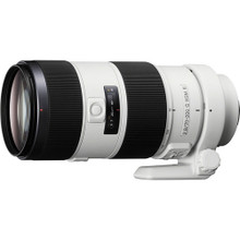 Sony 70-200mm f/2.8 G SSM II Lens (FF)