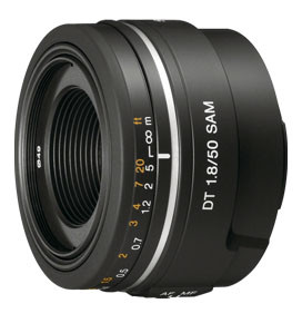 Sony 18-50mm F1.8