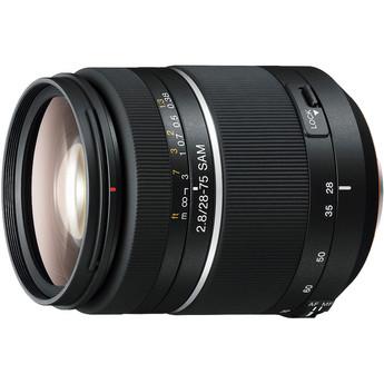 Sony 28-75mm f/2.8 Lens