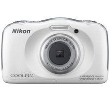 Nikon Coolpix S33 Digital Camera