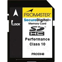 Promaster SD HC 32GB  (Class 10) Memory Card