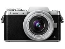 PANASONIC LUMIX DMC-GF7KK Compact System Camera (DSLM) with 12-32mm Kit Lens