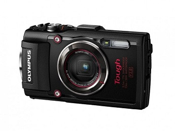 Olympus TG-4 Digital Camera