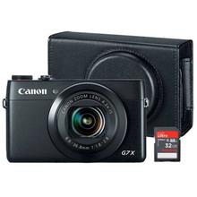 Canon PowerShot G7 X Photo Specialty Kit