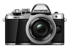 Olympus OM-D E-M10 Mark II Body with 14-42 EZ Lens