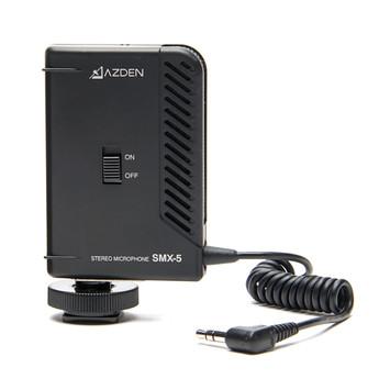 Azden SMX-5 Compact Stereo Microphone for DSLR