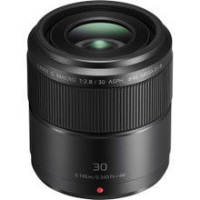 Panasonic Lumix 30mm f2.8 lens