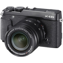 Fujifilm X-E2S Mirrorless Digital Camera with 18-55mm Lens