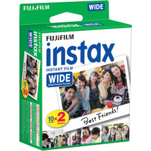 Fujifilm instax Wide Instant Film (20 Exposures)