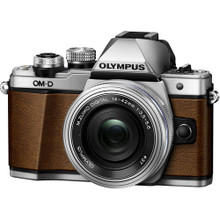 Olympus E-M10 Mark II Limited Edition Camera with 14-42mm Lens