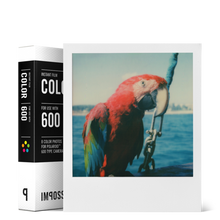 Impossible Color for 600 type cameras (IMPCOLOR), New York, California, Maryland, Connecticut