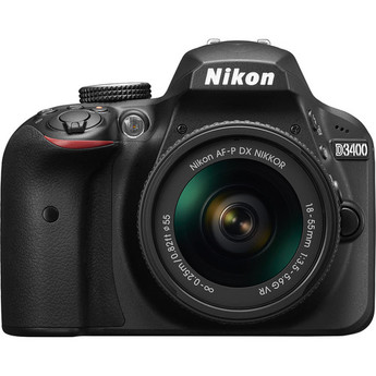 Nikon D3400 18-55mm VR Lens Kit (NIKD3400), New York, California, Maryland, Connecticut