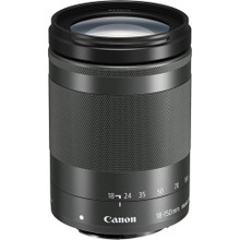 Canon EF-M 18-150mm f/3.5-6.3 IS STM (CAN1375C002), New York, California, Maryland, Connecticut
