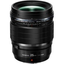 Olympus M.Zuiko Digital ED 25mm f/1.2 PRO Lens (OLYV311080BU000), New York, California, Maryland, Connecticut