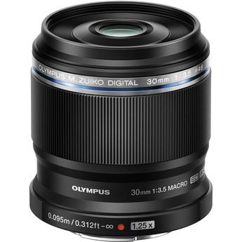 Olympus M.Zuiko Digital ED 30mm f/3.5 Macro Lens (OLY V312040BU000), New York, California, Maryland, Connecticut