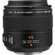 Panasonic Leica DG Macro-Elmarit 45mm f/2.8 ASPH. MEGA O.I.S. Lens (PANH-ES045), New York, California, Maryland, Connecticut
