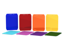 MagMod Creative Gels (MMCRGEL02), New York, California, Maryland, Connecticut