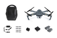 DJI Mavic Pro Fly More Combo (DJICP.PT.000642), New York, California, Maryland, Connecticut