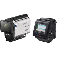 Sony FDR-X3000 Action Camera with Live-View Remote