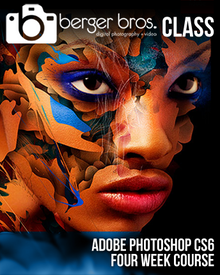 Adobe Photoshop CS6 Four Week Course