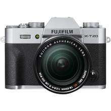 FUJI FILM X-T20 Body with XF18-55mm