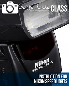04/16/16 - Off-Camera Nikon Speedlight Instruction